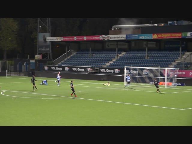 Samenvatting Jong FC Eindhoven - Jong PEC Zwolle