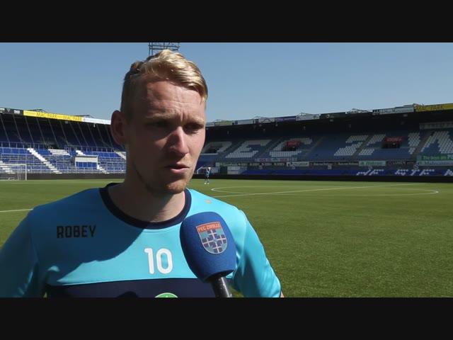 Voorbeschouwing PEC Zwolle - PSV