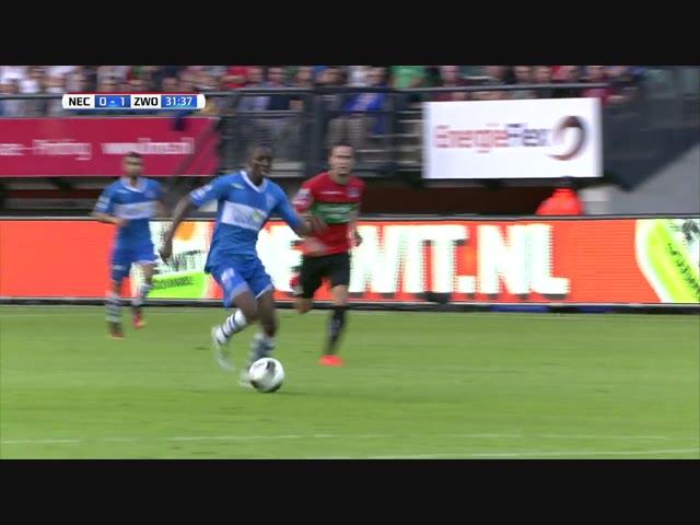 Samenvatting N.E.C. - PEC Zwolle