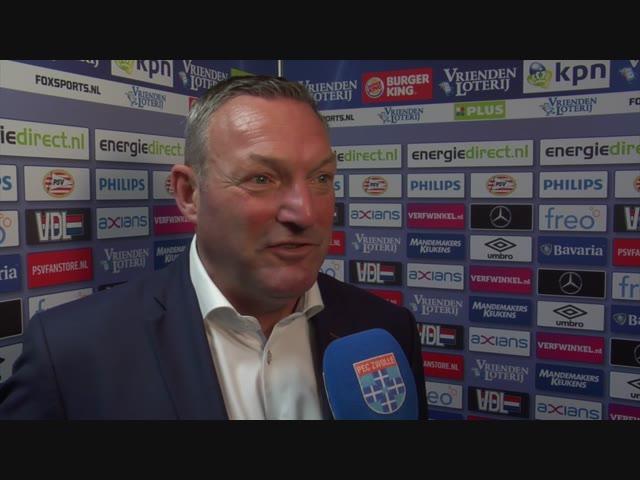 Nabeschouwing PSV - PEC Zwolle
