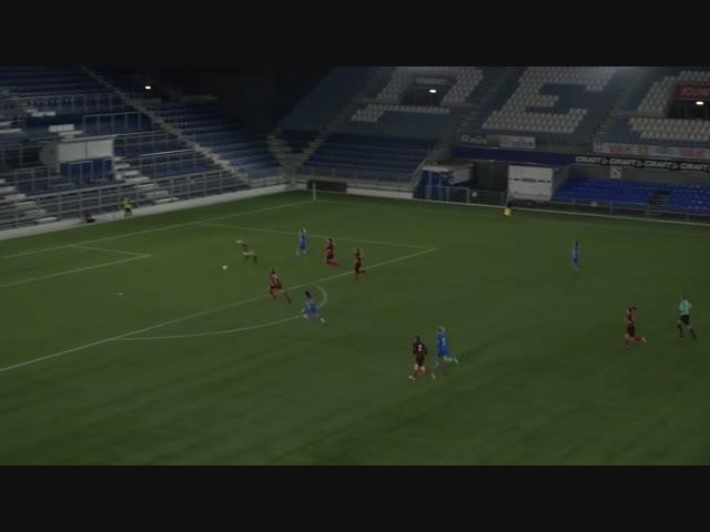 Samenvatting PEC Zwolle Vrouwen - Excelsior Barendrecht Vrouwen