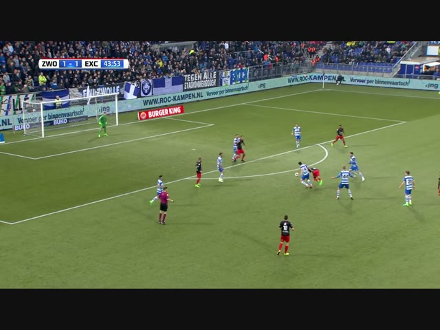 Samenvatting PEC Zwolle - S.V.B. Excelsior