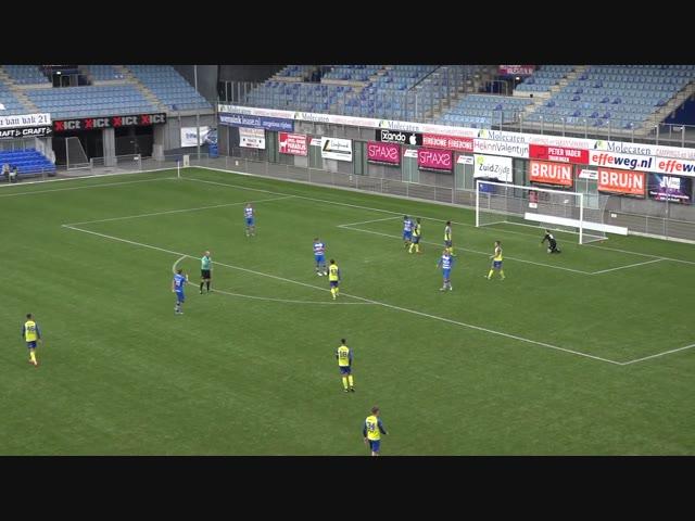 Samenvatting Jong PEC Zwolle - Jong SC Cambuur