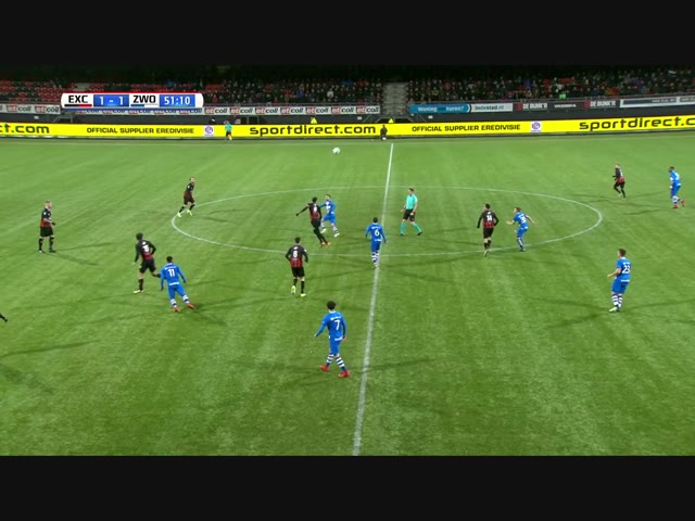 Samenvatting Excelsior - PEC Zwolle