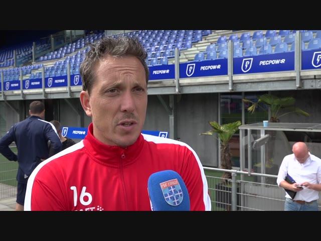 Bram van Polen: 'Doordat we die wedstrijd hebben gewonnen, geeft dat extra vertrouwen.'