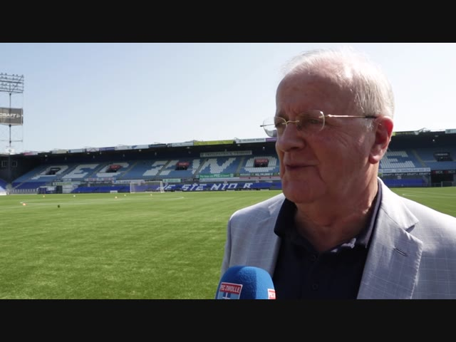 PEC Zwolle breidt MAC3PARK stadion uit