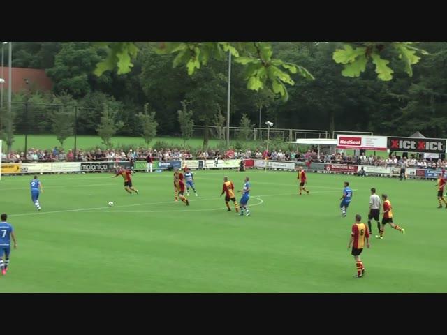 Samenvatting SV Dalfsen - PEC Zwolle