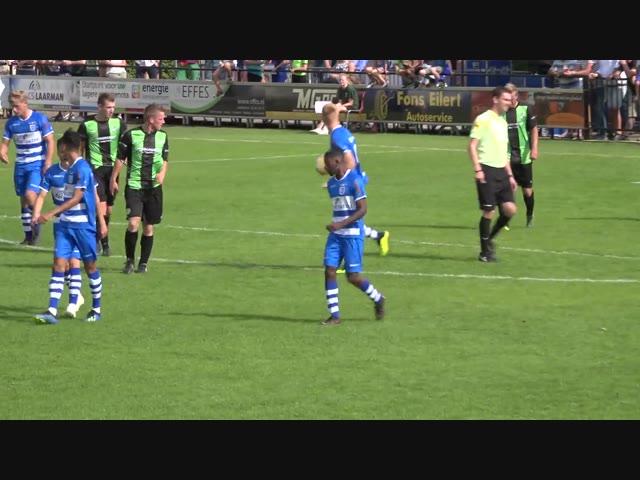 Samenvatting FC Dalfsen - PEC Zwolle