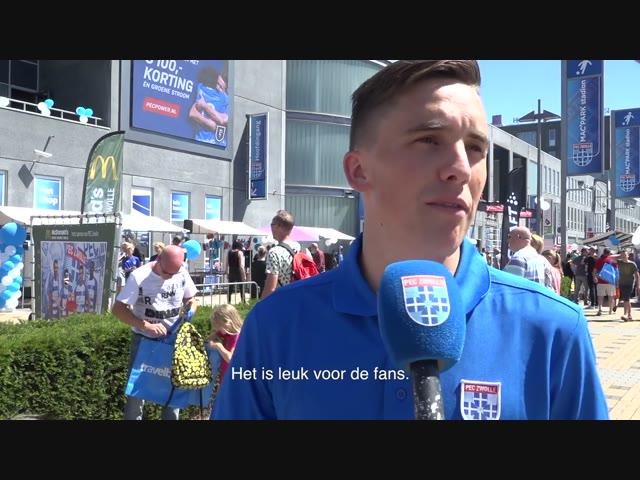 Zonovergoten Open Dag PEC Zwolle