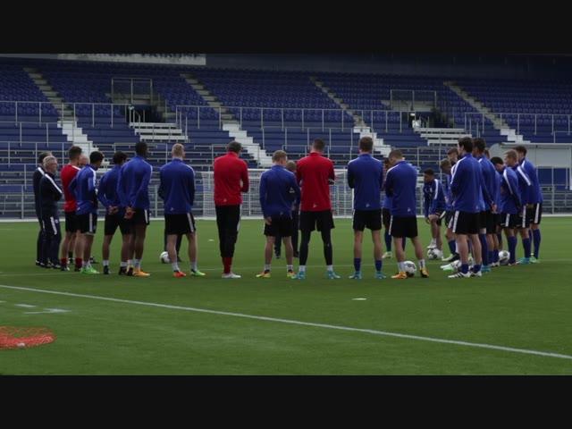 PEC Zwolle in voorbereiding op FC Volendam