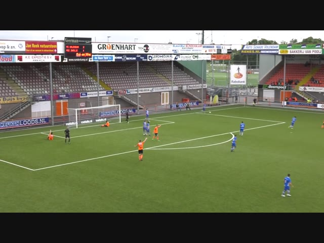 Samenvatting FC Volendam - PEC Zwolle