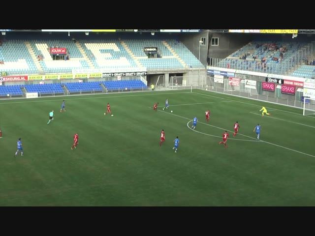 Samenvatting PEC Zwolle - Almere City FC