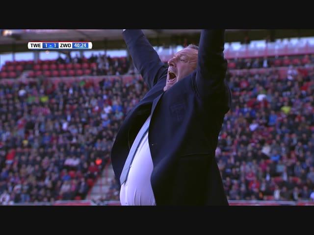 Samenvatting FC Twente - PEC Zwolle