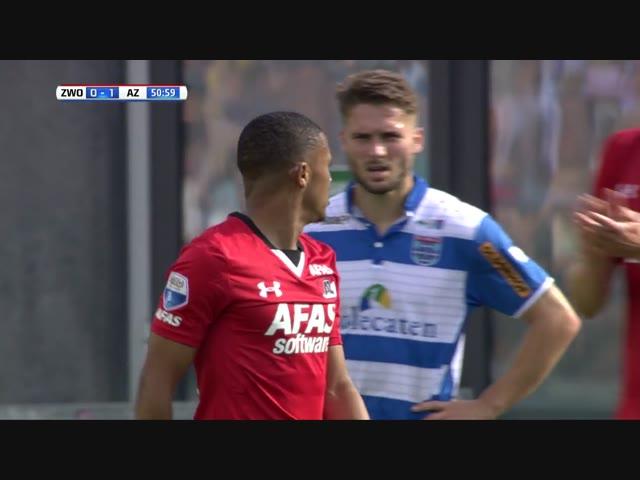Samenvatting PEC Zwolle - AZ