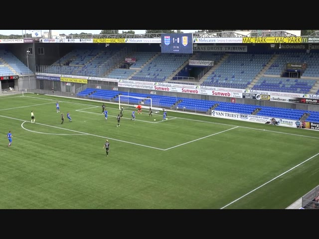 Samenvatting PEC Zwolle - RKC Waalwijk