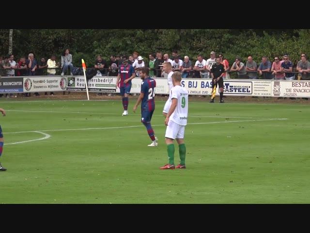 Samenvatting PEC Zwolle -  Levante U.D.