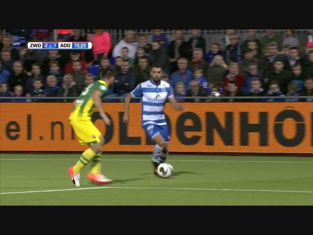 Samenvatting PEC Zwolle - ADO Den Haag