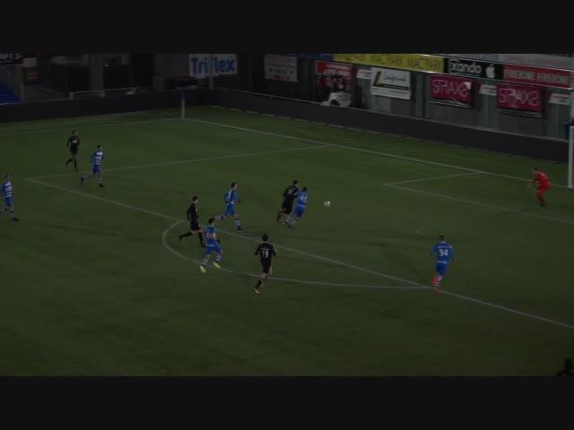 Samenvatting Jong PEC Zwolle - Jong FC Eindhoven
