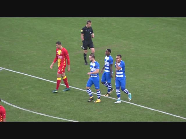 Samenvatting Jong PEC Zwolle - Jong Go Ahead Eagles