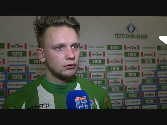 Wouter Marinus: 'De rol was verrassend en nieuw voor me.'