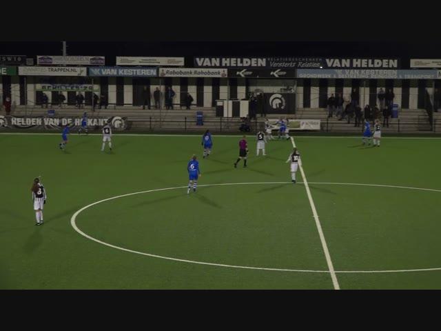 Samenvatting Achilles'29 Vrouwen - PEC Zwolle Vrouwen