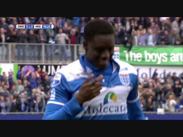 Samenvatting PEC Zwolle - SC Heerenveen