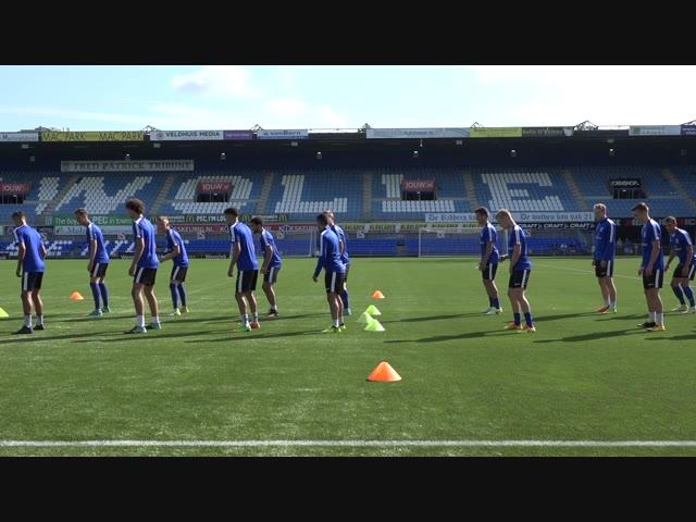 Youness Mokhtar: 'Hij is een mooie voetballer om mee te spelen.'