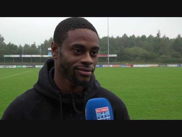 Terell Ondaan: 'PEC Zwolle is een zeer stabiele club.'