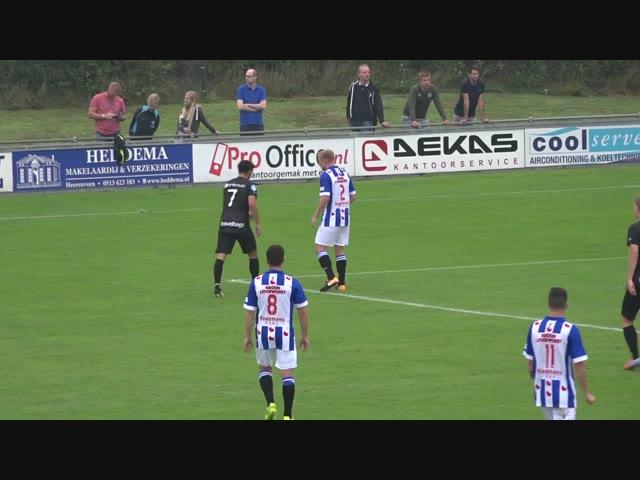 PEC Zwolle verliest oefenpartij in Heerenveen