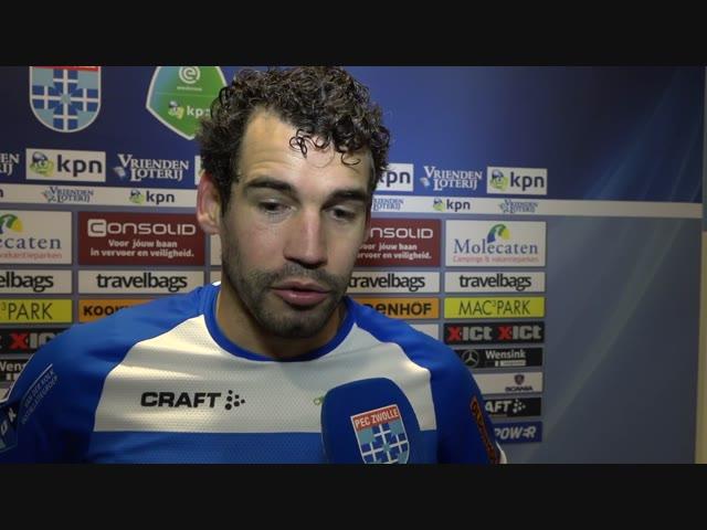 Dirk Marcellis: 'Hiermee konden we laten zien dat we achter hem staan.'
