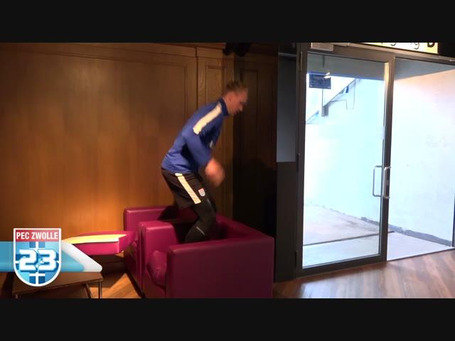 PEC Zwolle Footgolf | Stef Nijland