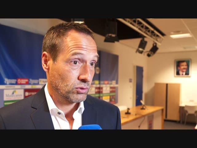 John van 't Schip nieuwe hoofdtrainer PEC Zwolle
