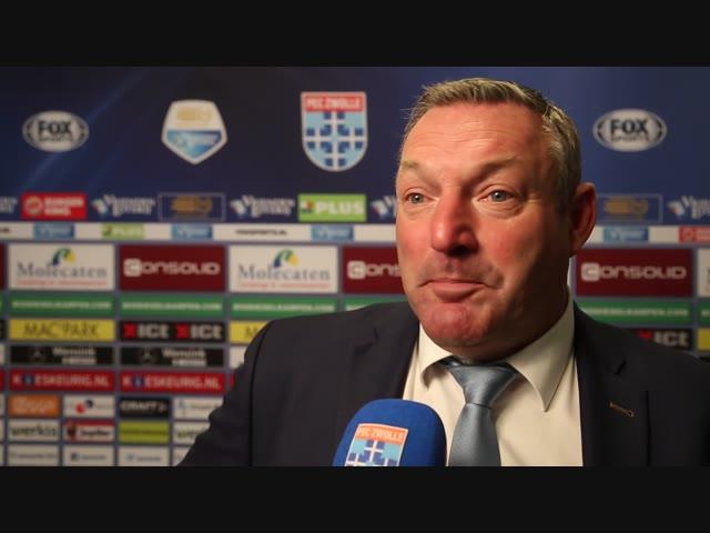Nabeschouwing PEC Zwolle - Roda JC Kerkrade