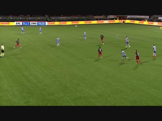Samenvatting Excelsior - PEC Zwolle