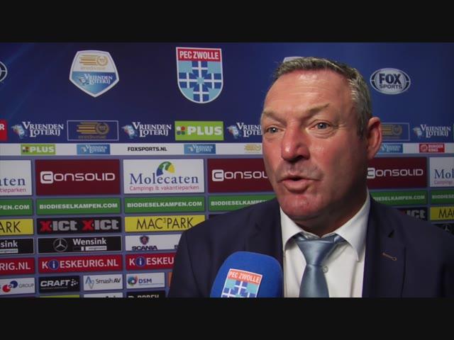 Nabeschouwing PEC Zwolle - Go Ahead Eagles