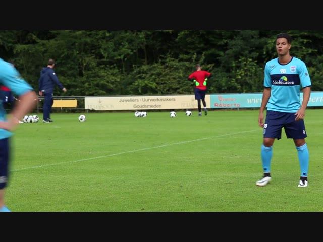 PEC Zwolle versterkt zich met Hachim Mastour