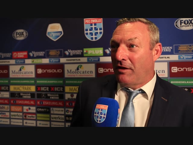 Nabeschouwing PEC Zwolle - ADO Den Haag