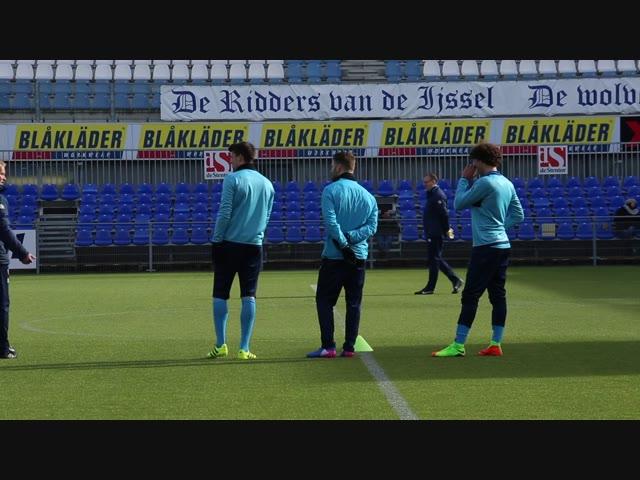 Voorbeschouwing PEC Zwolle - Vitesse